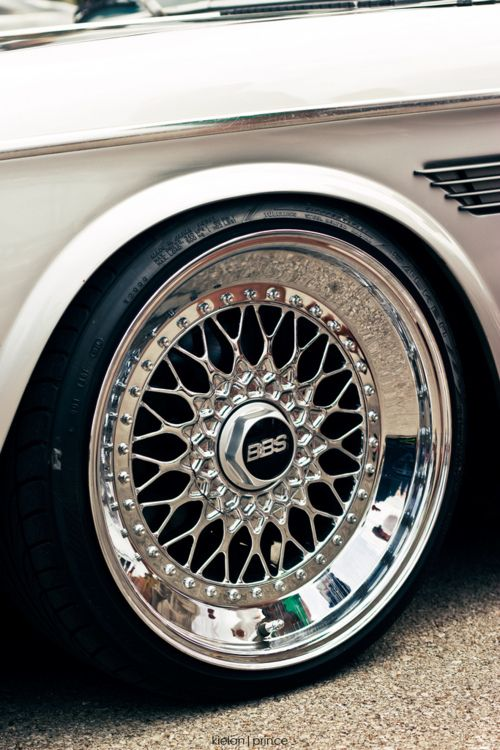 rims bbs and krager started it off