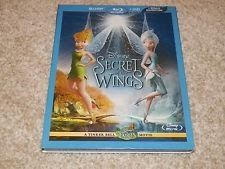 Secret of the Wings (Blu-ray/DVD 2012 2-Disc Set) NEW