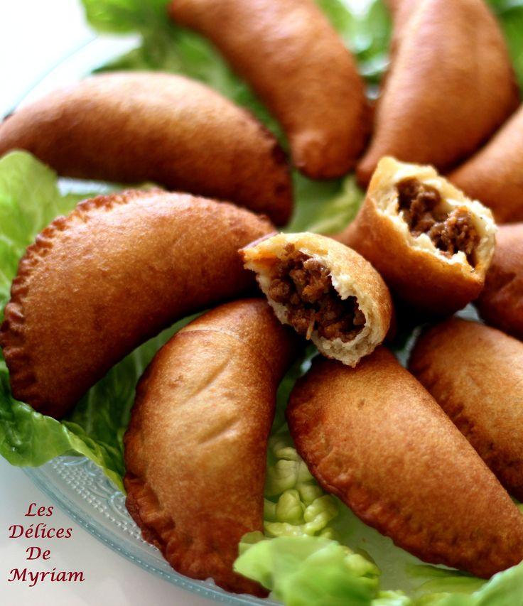 Pastels à la viande ( Recette Africaine )