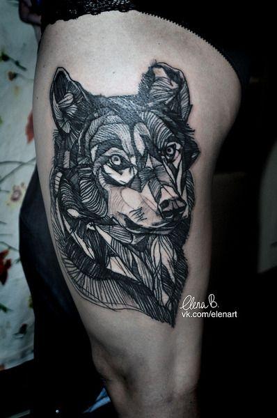 #tattoo inked art