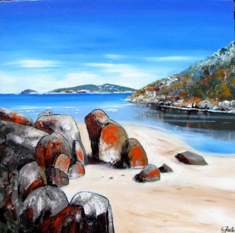 Another Carole Foster: 'Squeeky Bay'