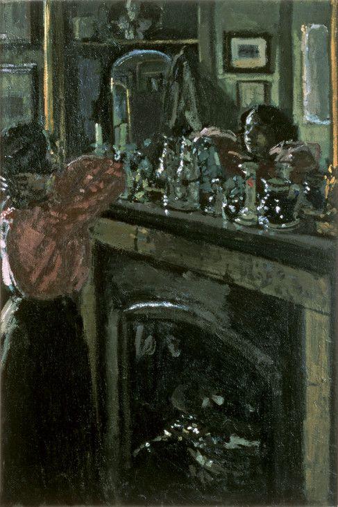 Walter Richard Sickert The Mantelpiece c.1906–7