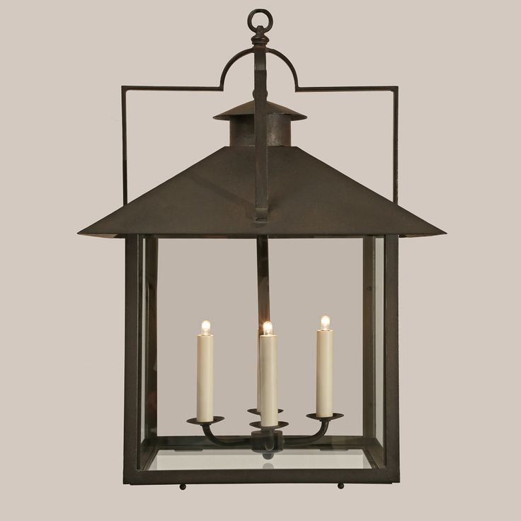 4068-S Baxley Square Hanging Lantern - Paul Ferrante Matches the wall  sconce (builder