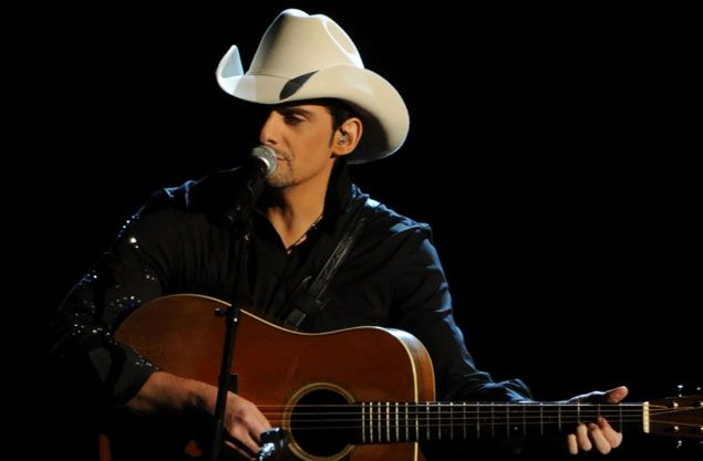 85 best images about country male singers on pinterest for How many kids does brad paisley have
