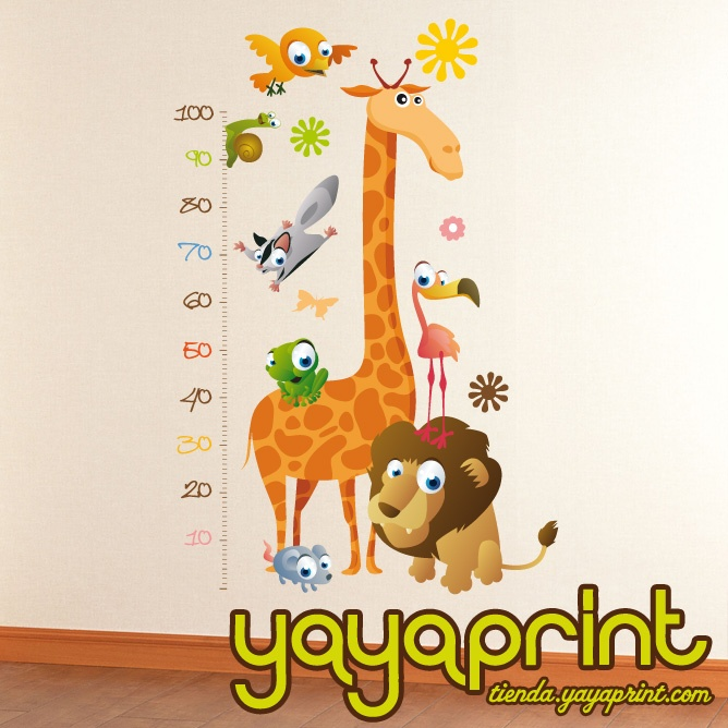 75 best vinilos ni o decorativos infantiles pared - Decoracion habitacion bebe ...