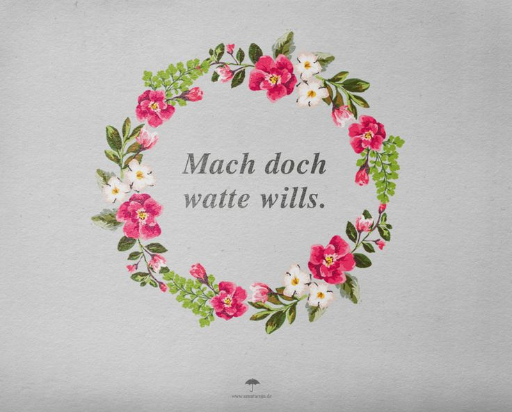 23.06.2015 - Mach doch watte wills... heute etwas ruhiger!