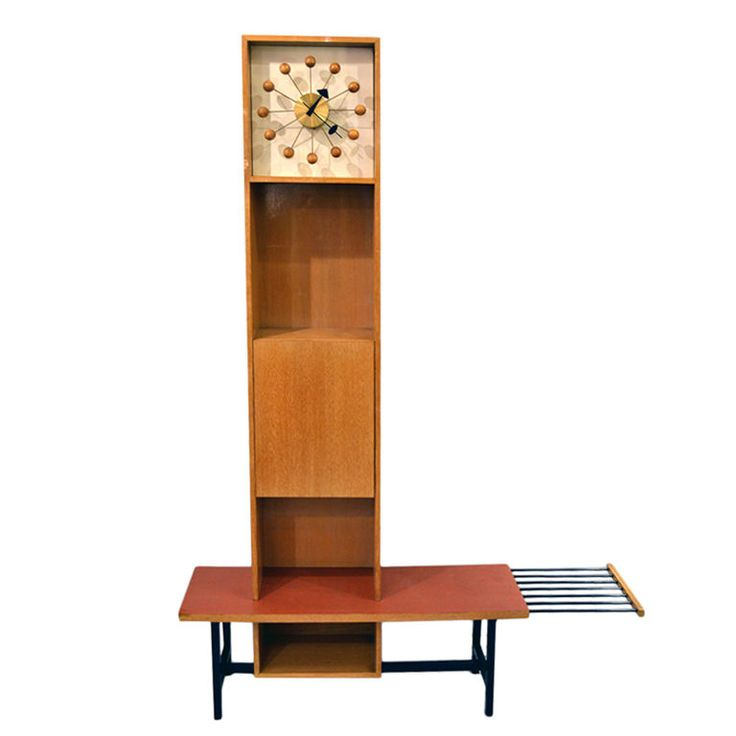 17 Best Images About Mid Century Modern Grandfather Clock