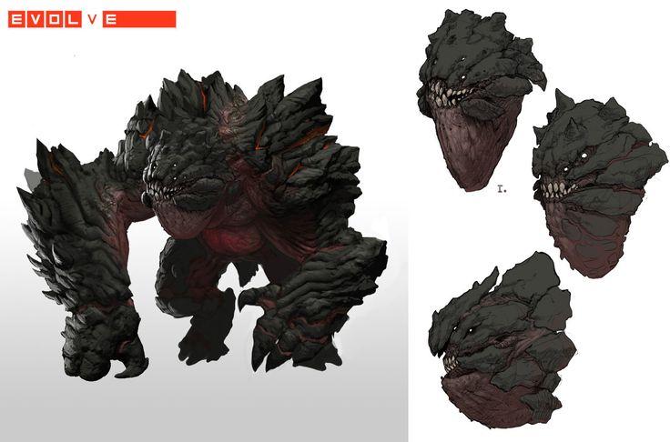 Behemoth 03, Stephen Oakley on ArtStation at https://www.artstation.com/artwork/behemoth-03