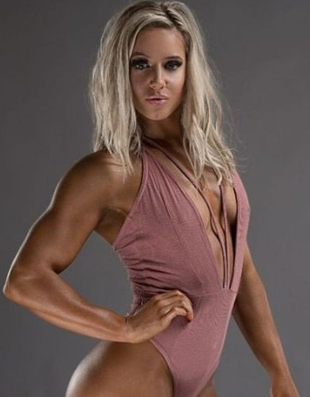 Pin on Fitness/Muscle Women