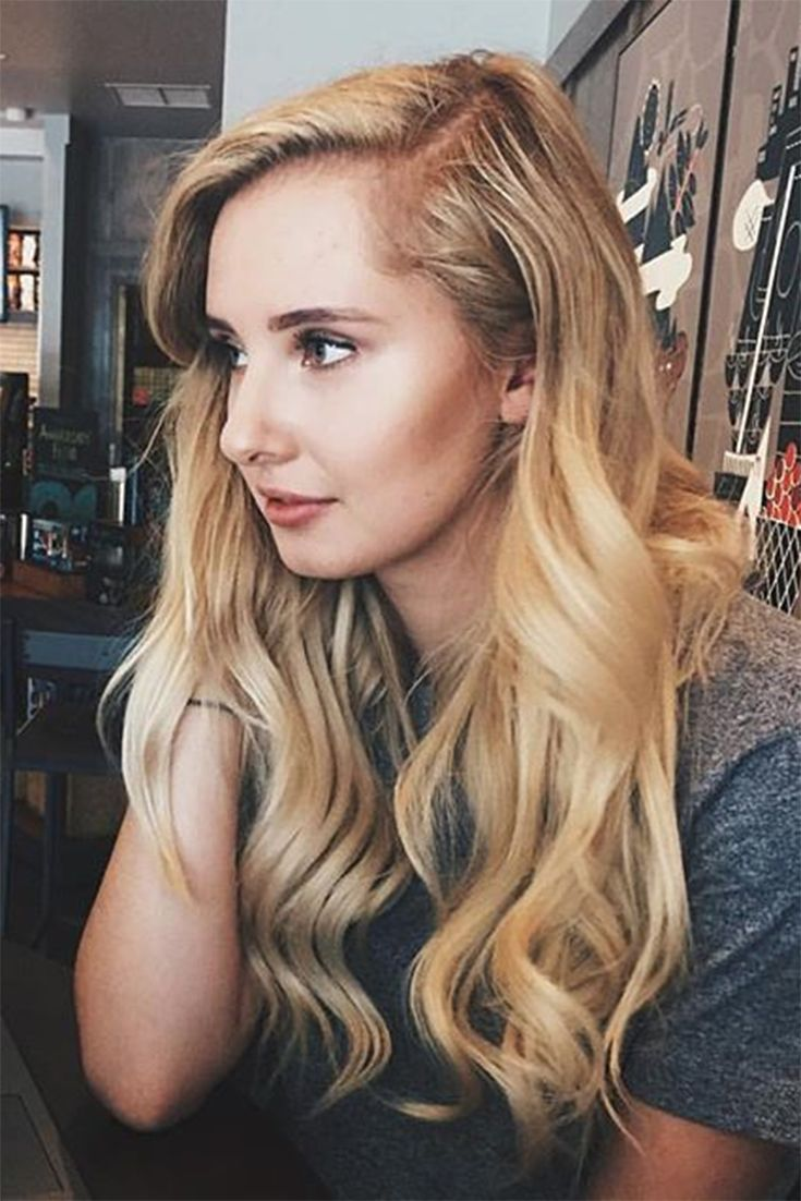 51 best hair extensions images on pinterest hair mesmerizing soft glam waves with bleach blonde luxy hair extensions on the gorgeous yevxo pmusecretfo Gallery