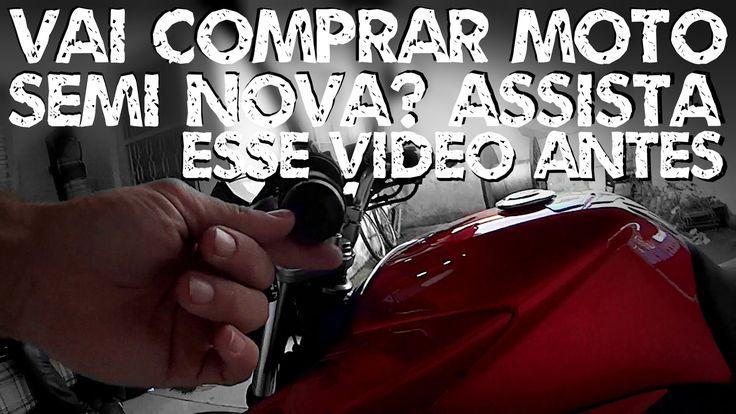 Comprar moto Usada Tire suas duvidas Aqui /RobertyR7