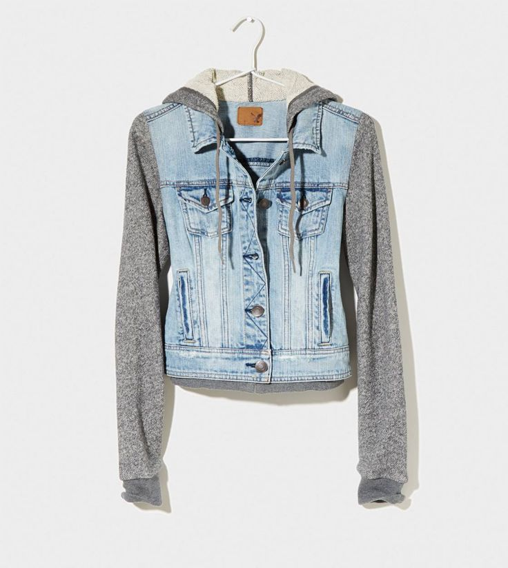 Jean Jacket For Teens  Outfits To Try  Fashion Outfits -1725