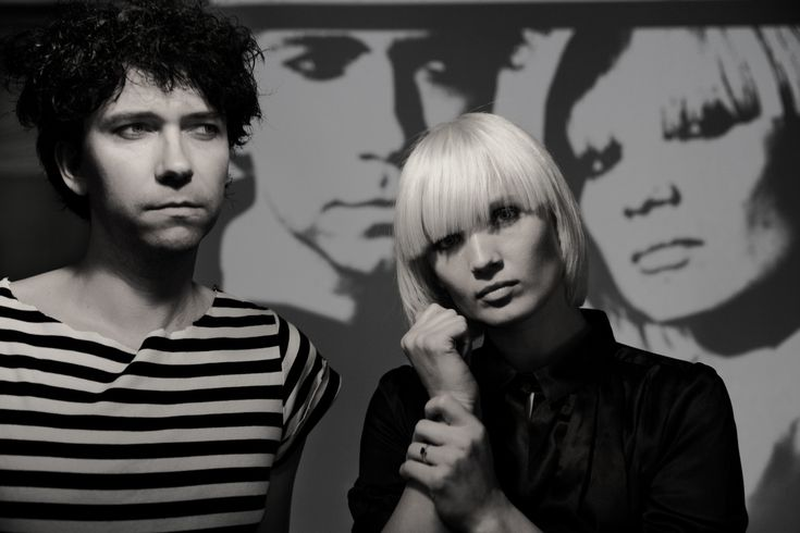 The Raveonettes: Sune Rose Wagner x Sharin Foo