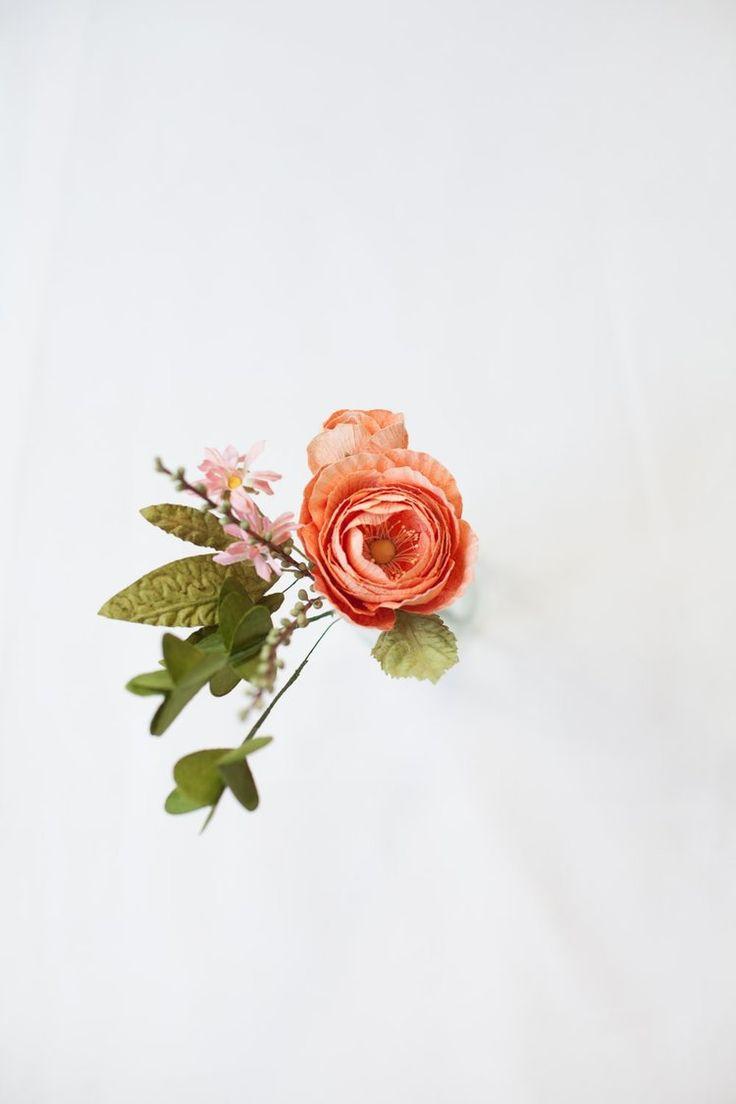 Mini posy queen rose