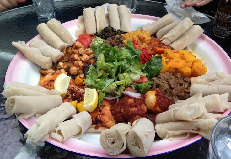 Mesob Ethiopian Restaurant La Ca