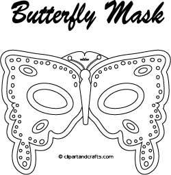 Disney+Butterfly+Coloring+Pages   butterfly mask coloring pattern fjäril står för transformering...