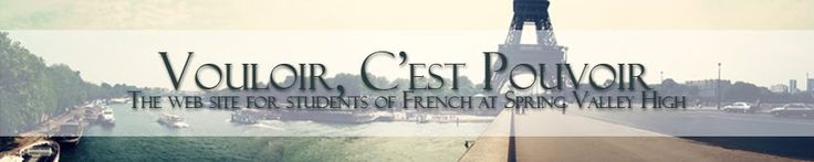 French lesson plans by week for high school