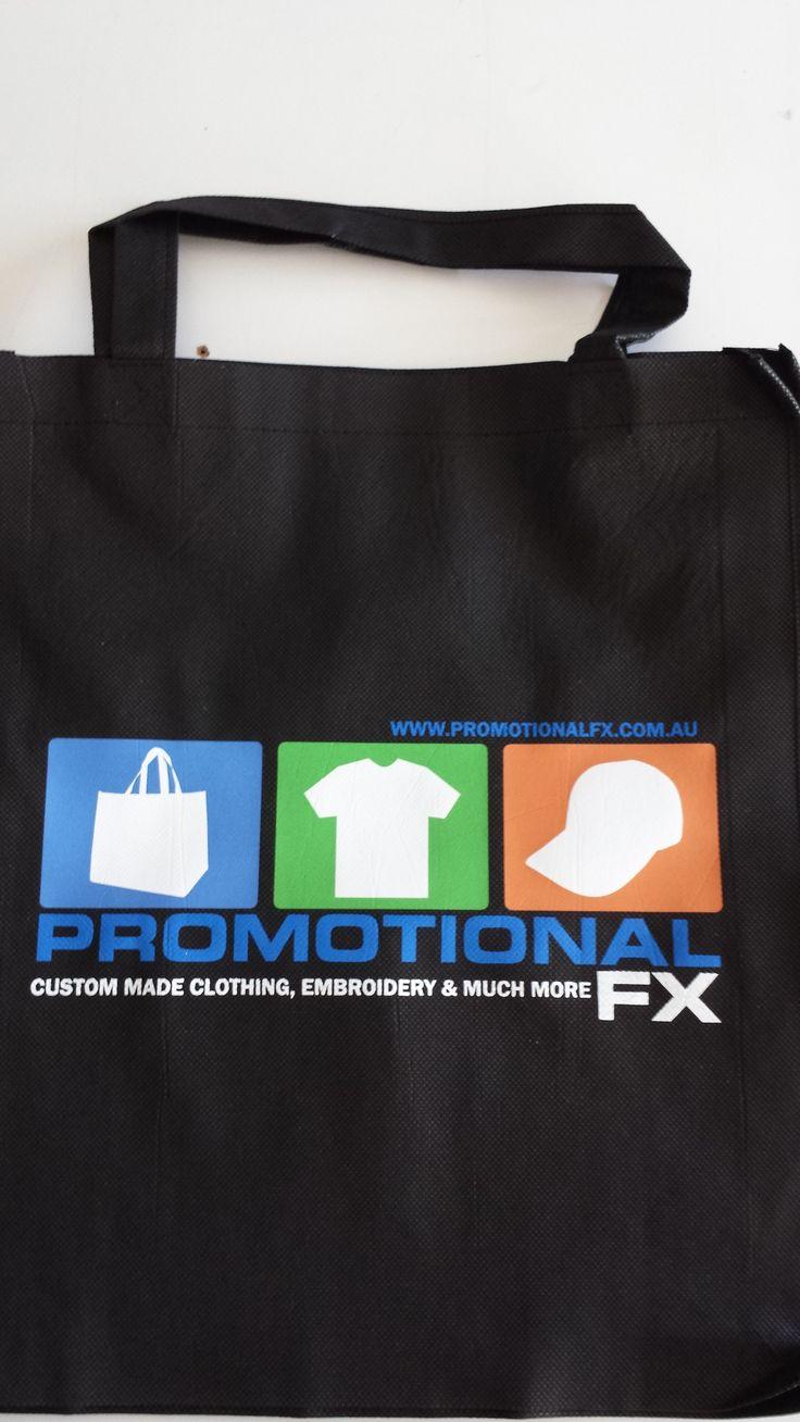 4 colour printed non woven bag