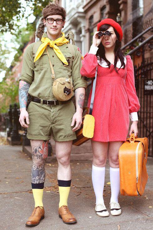 14 Disfraces de Halloween inspirados en las películas de Wes Anderson
