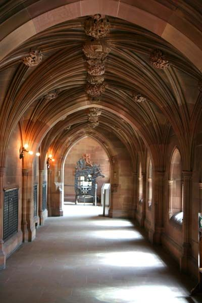 John Rylands Library.