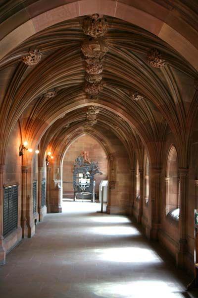 John Rylands Library.
