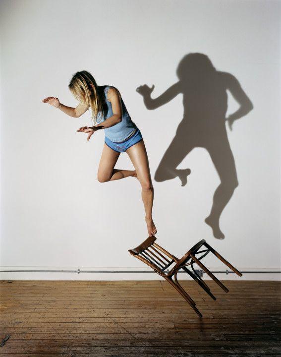 Sam Taylor-Johnson. Bram Stoker's Chair, 2005. [Pinned 19-iv-2016]