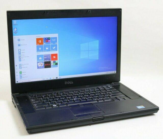 لابتوب Dell E6510 إستيراد الخارج كور I7 مع كارت شاشة Nvidia Nvs 3100m Electronic Products Stuff To Buy Computer