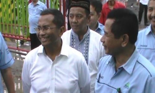Menteri BUMN Beri Nilai 8 untuk PG Rejosari