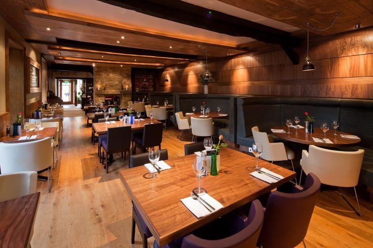 Restaurant at The Blue Boar, Witney