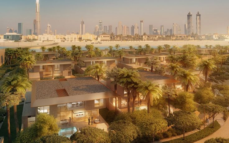 Bulgari Resort and Residences Dubai is the world's fifth Bulgari Hotels and Resorts property.