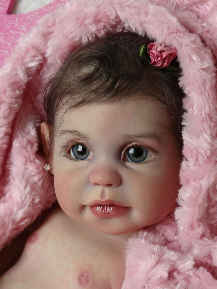 "LE RUBAN ROSE NURSERY- Tonia Kit by  Gerlinde Feser ~Now ""Amber""~ GORGEOUS!!"