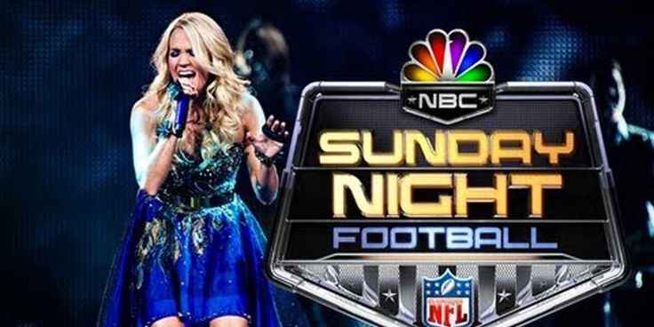 """Carrie Underwood has changed the theme song for """"Sunday Night Football."""""""