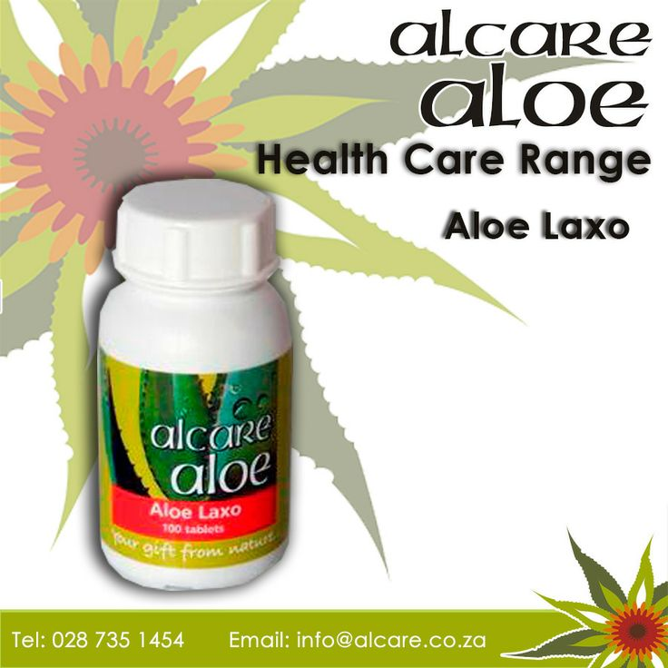 Aloe Laxo. Alcare Aloe Laxo are formulated for the relief of occasional constipation and can be used as a detoxified. Aloe ferox is harvested in the wild in an ecologically friendly way.  Order online: http://on.fb.me/1fJVdeb #health #aloe #laxo