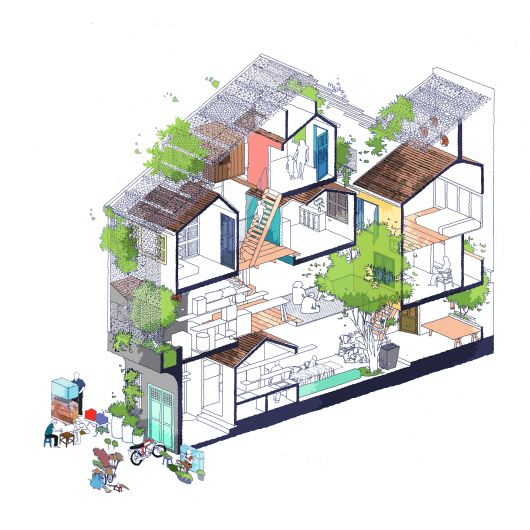 Gallery of The Best Architecture Drawings of 2015 - 22