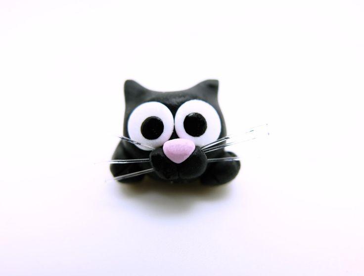 Ringe - Katzen Ring größenverstellbar - ein Designerstück von zwergschmuck bei DaWanda