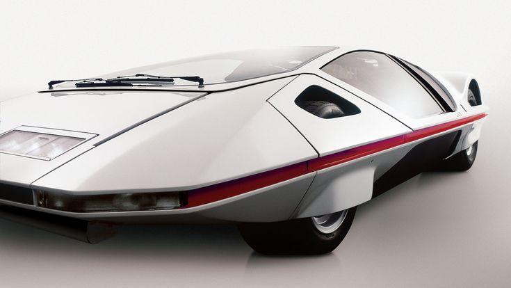 Ferrari Modulo, 1970