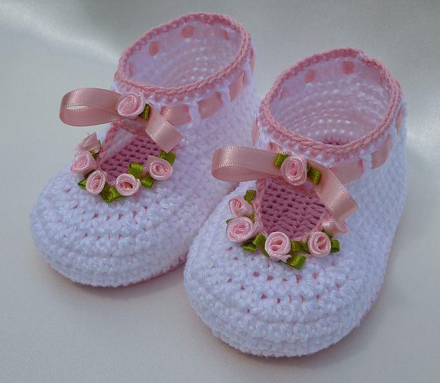 Ravelry: ROSY christening baby set pattern by Crochet- atelier