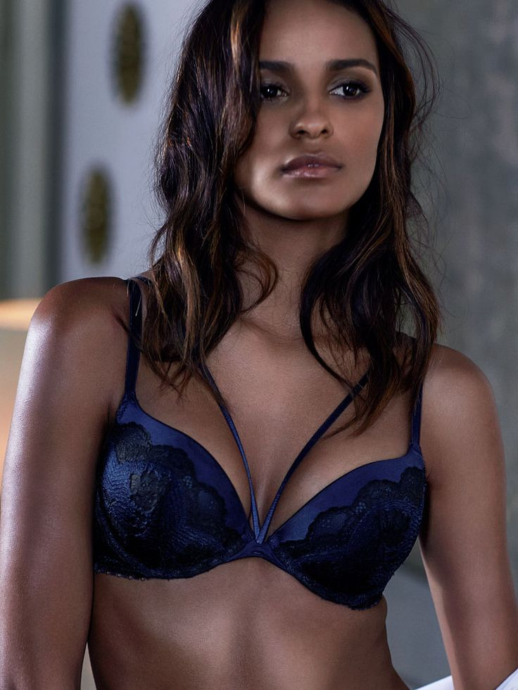 Limited Edition Lace Strappy Push-Up Bra - Very Sexy - Victoria's ...