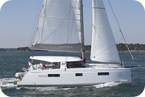 Nautitech Open 40 Ebba Sailing Vacation