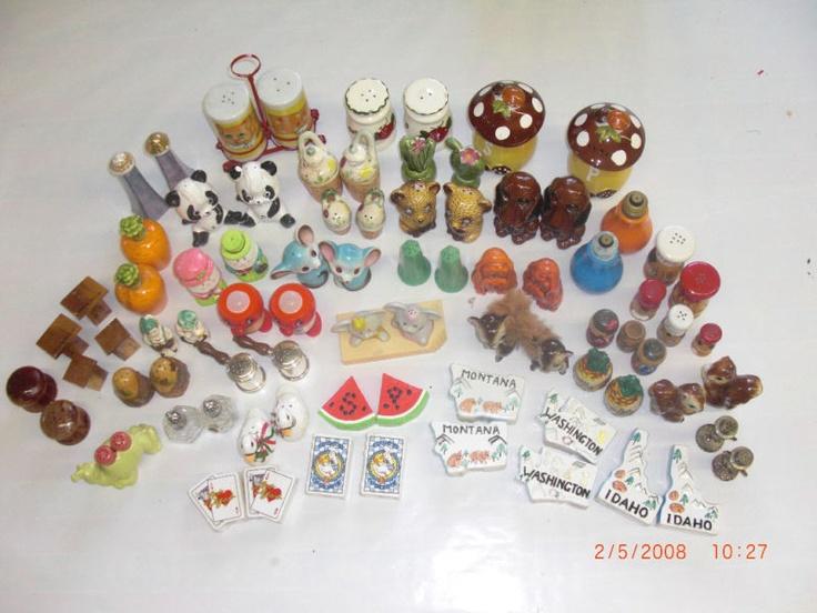 Salt & Pepper Shaker Collection: Shakers Collection, Salts Peppers Shakers, Salt Pepper Shakers, Salts Pepp Shakers, Saltpepp Shakers