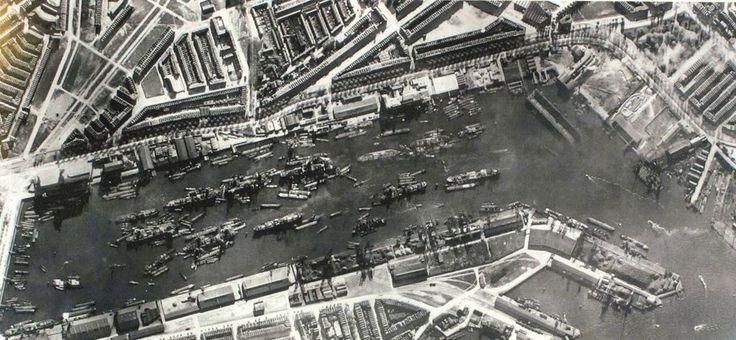 Katendrecht Rotterdam (jaartal: 1930 tot 1940) - Foto's SERC