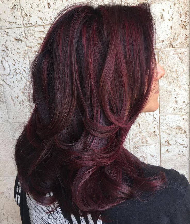 trending hair color charts