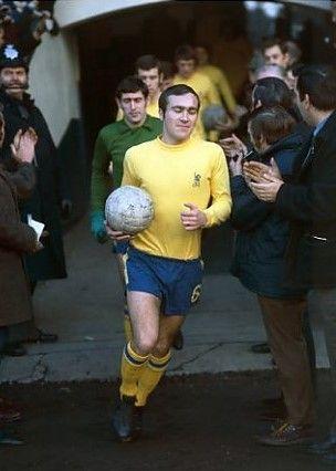 Ron Harris Chelsea 1970