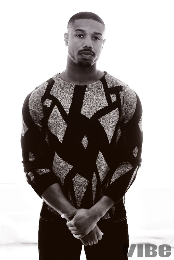 For VIBE's November 2015 cover, we tapped into the many layers of 'Creed' star Michael B. Jordan, from dealing with life under a critical lens to his future legacy as a contemporary black man in film.