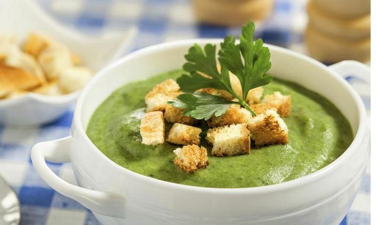 Meisterkoch Heinz Wehmann wird zu einer schrägen Wette herausgefordert: Kann er in einer Woche eine kalorienarme Suppe auf Sterne-Niveau erfinden?