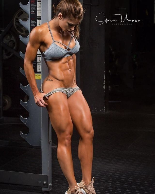 Only Ripped Girls — #3 Great Abs