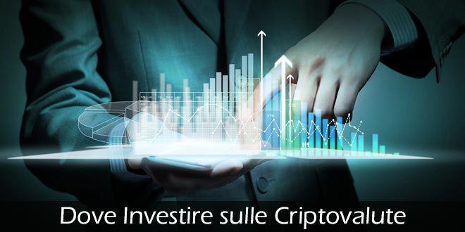 Dove Investire sulle Criptovalute; Bitcoin, Ethereum, Litecoin