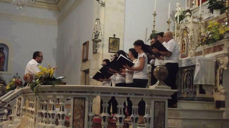 Coro polifonico S. Sebastiano Martire Ussana