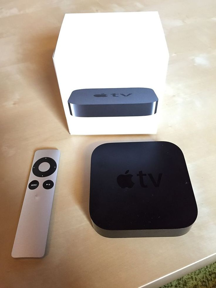Apple TV 2nd Generation HD Mediaplayer