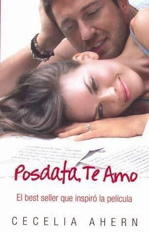 POSDATA TE AMO, CECELIA AHERN http://bookadictas.blogspot.com/2014/09/posdata-te-amo-cecelia-ahern.html